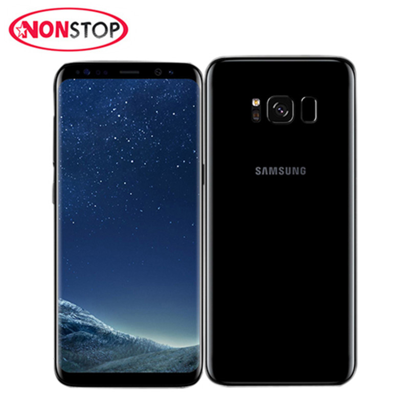 Unlocked Samsung Galaxy S8 4G LTE Android Octa Core Fingerprint 5.8