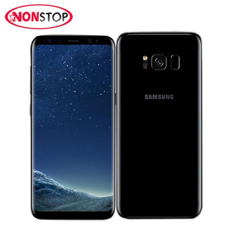 Unlocked Original Samsung Galaxy S8  4G LTE Android Octa Core Fingerprint 5.8