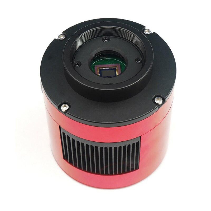Caméra d'astronomie refroidie par couleur ZWO ASI385MC
