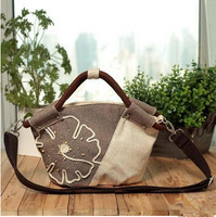 2017 New Appliques Lady S Multi Use Bags Hot Fashion Women Casual Shoulder Handbags Top All