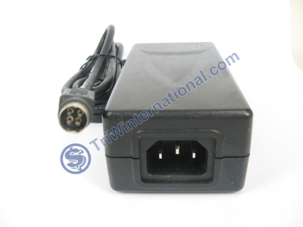 5V //3A 3A Power Cord 4-Pin AC DC Adapter For JENTEC Technology JTA0512 12V