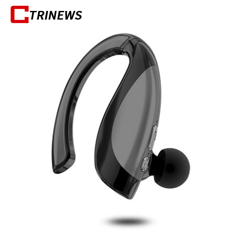 CTRINEWS Stereo Headset Bluetooth Earphone Headphone Wireless Earphones Handfree With Mic Bass Music Earphones For iPhone hot sale ttlife smart bluetooth 4 1 earphone upgraded wireless sports headphone portable handfree headset with mic for phones