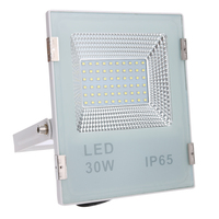 LED Flood Lights AC85 264V Outdoor FloodLights 30W Waterproof IP65 Diamond SpotLight Projector For Garden Square