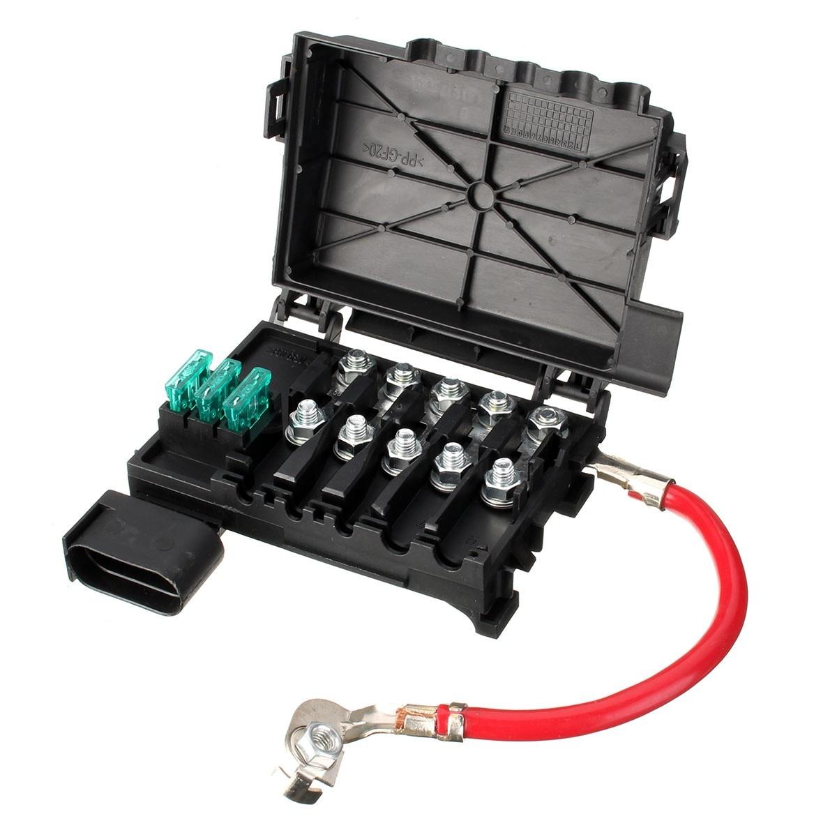 Nueva caja de fusibles para VW Beetle/Golf/Jetta 1J0937617D 1J0937550 1J0937550AA 1J0937550AB
