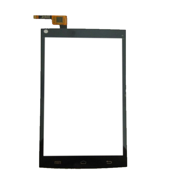 Bueno probado reemplazo original para cubot x6 pantalla táctil digitalizador panel de cristal con 100% asegurando