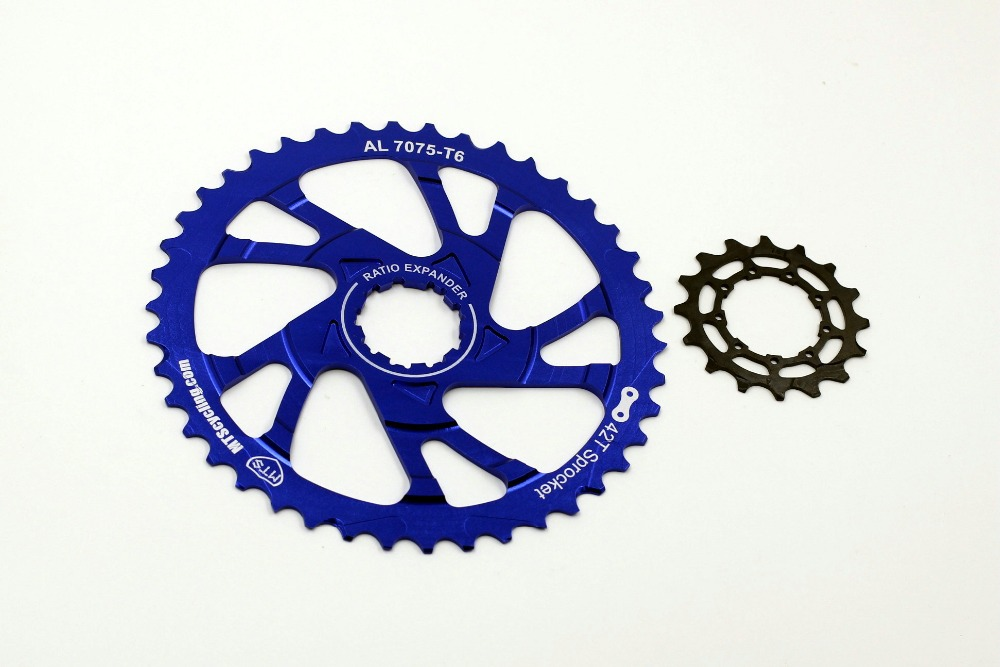 Bicycle Components & Parts Mts 42t 16t Al7075 Sprocket Cog For Sram Pg1030 Pg1050 Pg1070 11-36 Cassettes Low Price