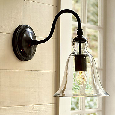 Retro Loft Style Industrial Vintage Wall Light Fixtures Iron Art Glass Antique Lamp Bedside Edison Wall Sconce Lampara Pared american loft style glass edison wall sconce industrial vintage wall light for bedside antique hemp rope lamp lampara pared