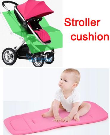 Cochecito de bebé cojín infantil cochecitos cubierta cochecito de niño del carro accesorios envío gratis