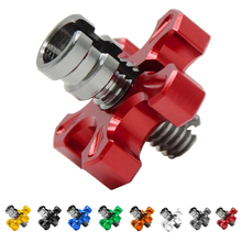 8mm/10mm Motorcycle Clutch Cable Wire Adjuster For Honda CB750 SOHC CB750-900 DOHC F2 CB900 Hornet CB125 CB250 CB400 цена