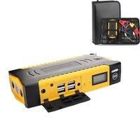 600A 82800 мАч автомобиля батарея Booster пусковое устройство запасные аккумуляторы для телефонов пусковые устройства аварийное зарядное устройс...