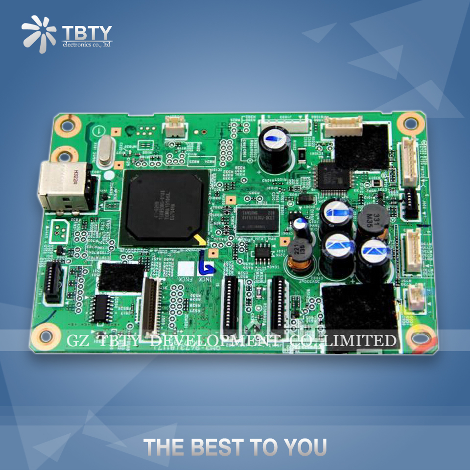 100% Test Main Board For Canon IX 6580 IX6580  Formatter Board Mainboard On Sale mainboard for canon lbp 5300 lbp5300 rm1 4421 formatter board main board on sale