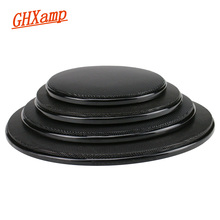 GHXAMP 5 Inch 6.5 Inch 8 INCH Car Speaker Grill Mesh Auto Subwoofer Speaker Shell Protective Cover DIY Black ABS