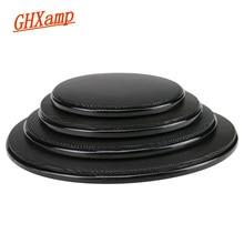 GHXAMP altavoz de malla para coche, 5 pulgadas, 6,5 pulgadas, 8 pulgadas, altavoz de subgraves automático, cubierta protectora, bricolaje, negro, ABS