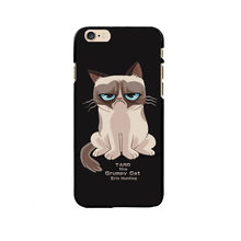 "Funny yet cool ""Tard the Grumpy Cat"" covers for iPhone 4 4S 5 5S 5C SE 6 6S 6+ 6SPlus"