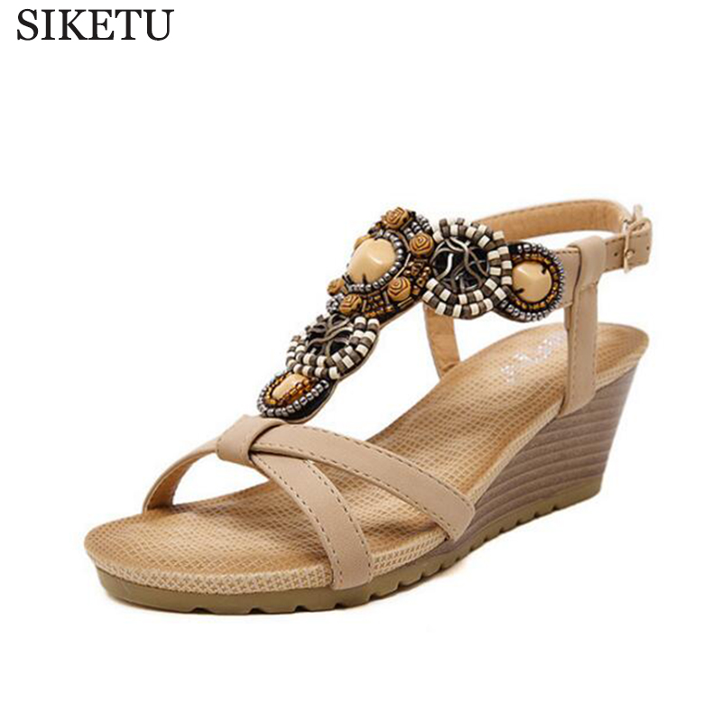 new flip flops summer women sandals 2017 gladiator sandals women shoes Bohemia flat shoes sandalias mujer ladies shoes z579 new sandals women 2016 summer casual women shoes roman gladiator girls flat sandals ladies white flip flops nice sandals