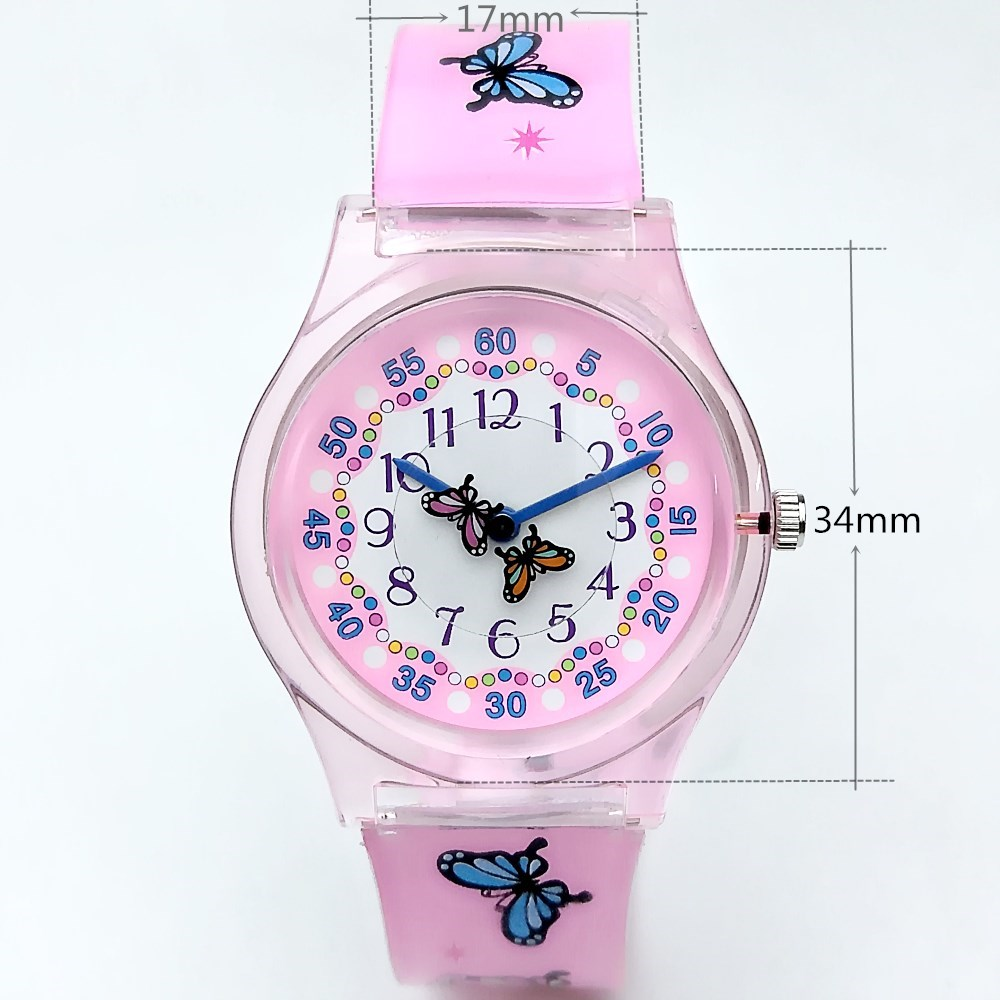 HTB1jw6ARXXXXXbFXVXXq6xXFXXXT - WILLIS Luxury Butterfly Lovely Pink Silicone Strap Ladies Student Watch-WILLIS Luxury Butterfly Lovely Pink Silicone Strap Ladies Student Watch