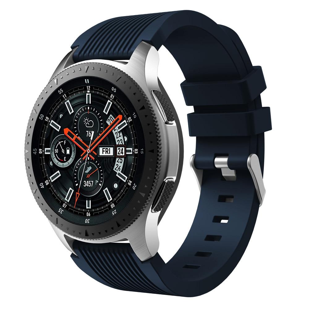 b5e7db3ac623da Nadgarstek Sport Wysokiej Jakości Litego Silikonu Zegarek Pasek Dla Samsung  Galaxy Zegarek 46mm Smartwatch Zespół 18SEP27