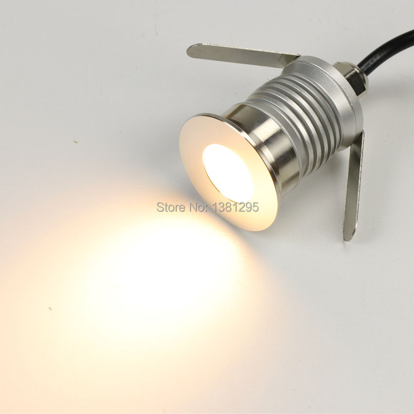 LED IP67 Underground Lamp Recessed Deck Floor Light 12V 24V Outdoor Ground Spot Decor Laminate Flooring Terrace Lighting Stairs