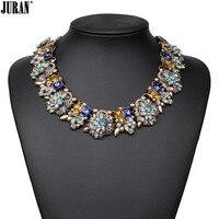 Wholesale Newst Z Design Fashion Chain Necklace Costume Choker Gem Necklaces Pendants Luxury Statement Jewelry Women