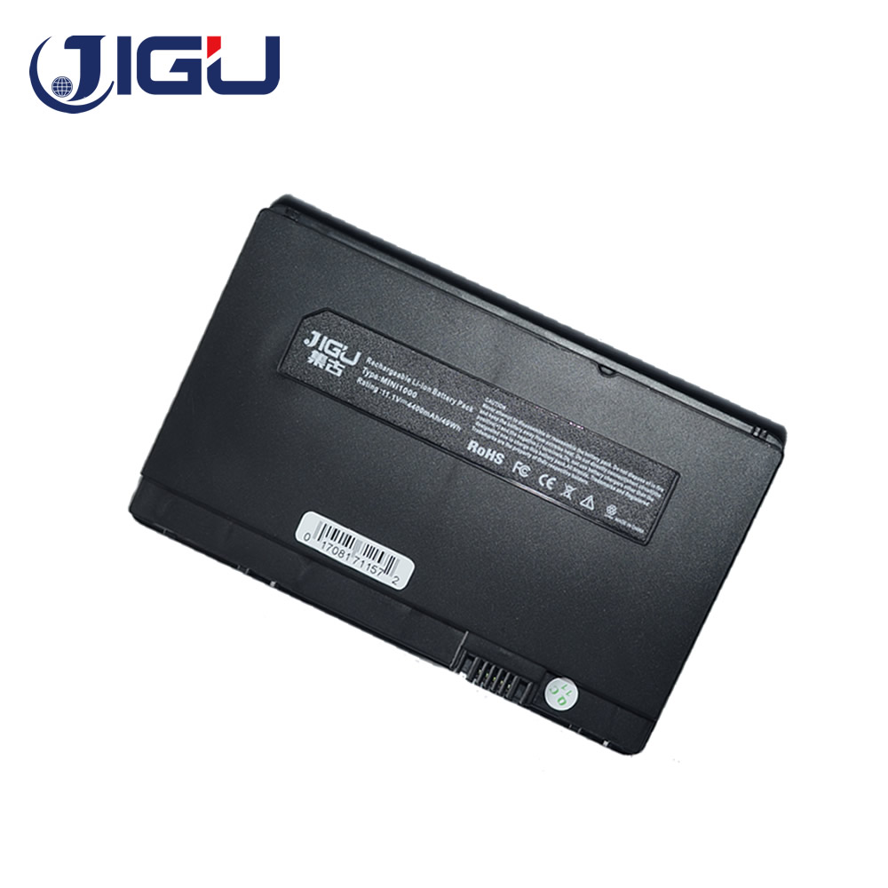 Аккумулятор JIGU для ноутбука Hp/для COMPAQ Mini 700 730 1000 1100 Series 493529-371 504610-001 504610-002 FZ332AA FZ441AA HSTNN-OB80 title=