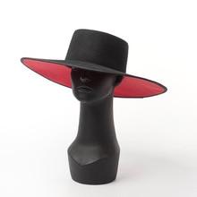 01811 HH8153 冬暖かい % ウールスプライシング雑誌の表紙 desige レジャー fedoras キャップ男性女性暖かい帽子