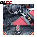 Universal car mats waterproof auto floor mats fit for  Acura Chevrolet Dodge Ford Honda Toyota Cadillac car accessories