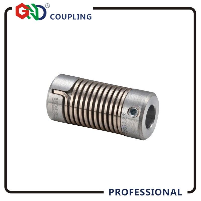 1 pcs BF 9mm*9mm CNC Flexible Plum Coupling Shaft Coupler D25 L30