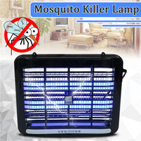 2W UV Led Night Light 220V Electric Mosquito Killer Lamp Insect Killing Bug Control Anti Pest Wasp Fly Zapper Trap Repeller