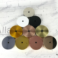 Calla\u0026Allan 2/10PCS/LOT mount hook pendant decoration metal ceiling plate l& & Buy decorative ceiling plates and get free shipping on AliExpress.com
