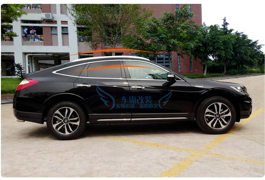 for honda crosstour 2014 2015 2016 roof rack luggage rack roof racks high quality modification accessories