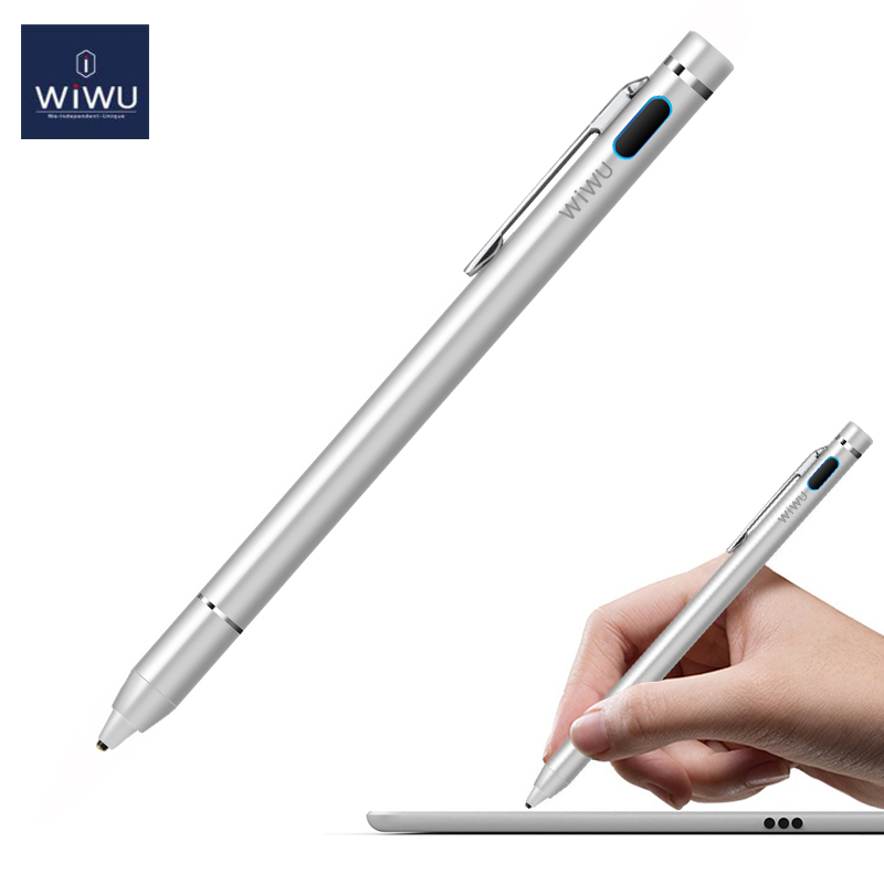 For Apple Pencil Stylus Pen for iPad 2018 Pro 9.7 10.5 12.9 inch Stylus Touch Pen Capacitive Screen Universal Touch Pen