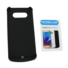 Portable 4200mAh External Battery Charger Case Power Bank Rechargeable Backup for Samsung Galaxy Note5 Powerbank Case