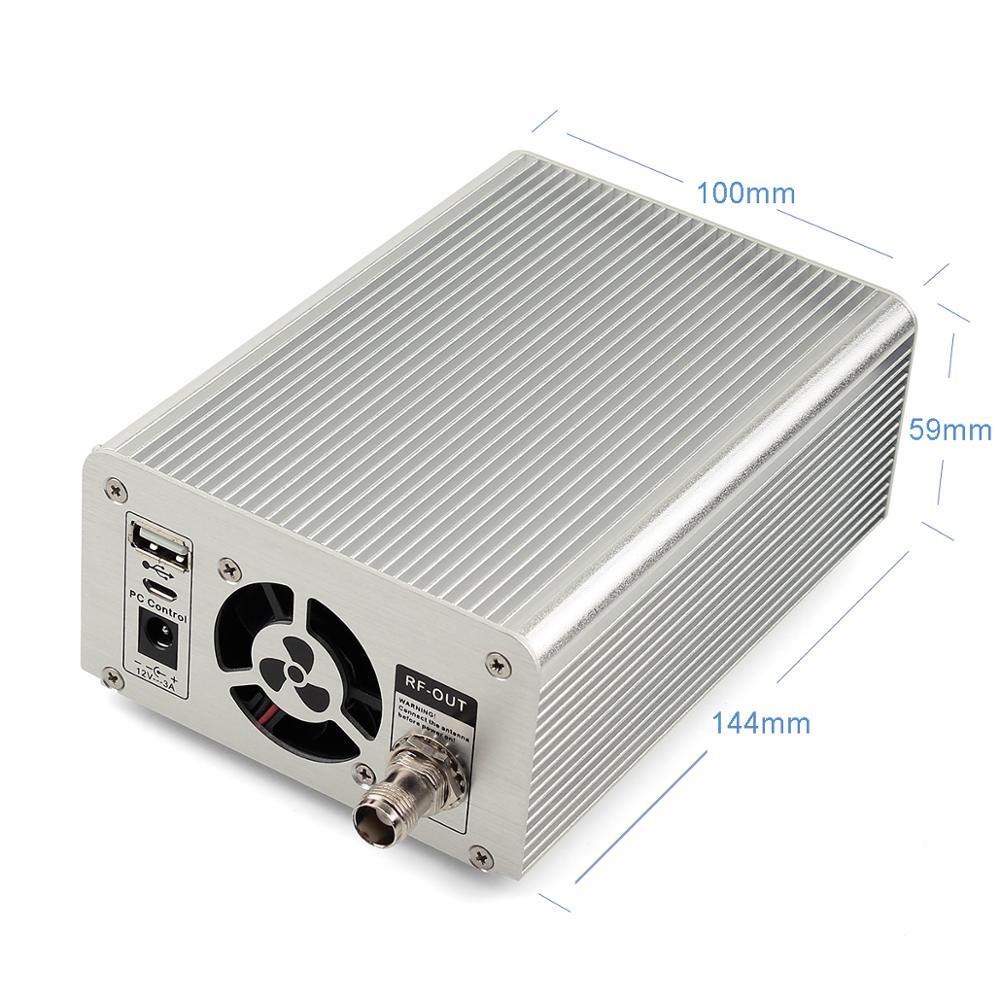NEW!!Wireless 15W PLL FM Transmitter Radio Stereo Station Bluetooth Broadcast ES