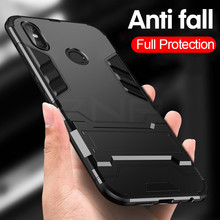 ZNP Full Shockproof Armor Phone Case For Xiaomi