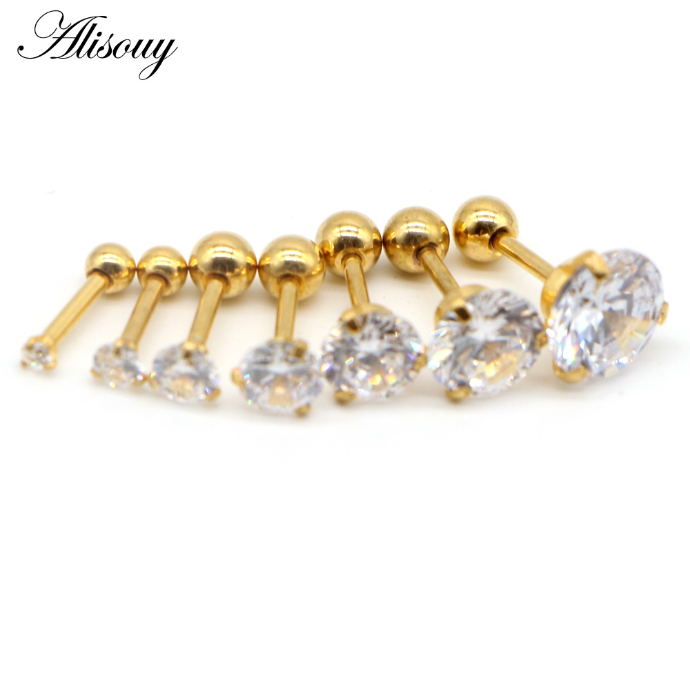 Gold Clear CZ