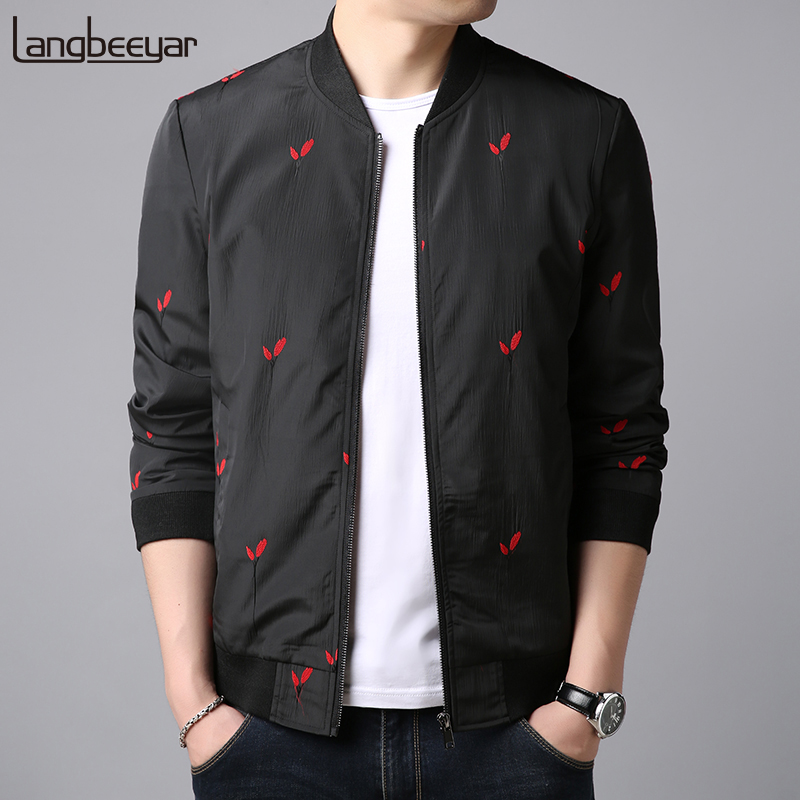 Spring Men Jacket Double sided Wear Jacket Men Military Jacket Coat Male 100 Cotton Solid Jaqueta