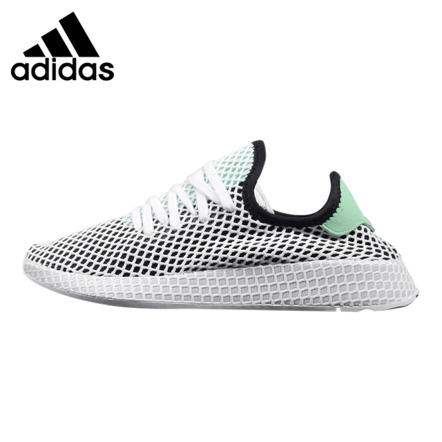 official photos 278ee d05df Adidas Deerupt Runner Mens and Womens Running Shoes, GreyRed,  Shock-Absorbing Breathable Lightweight B28076 CQ2624