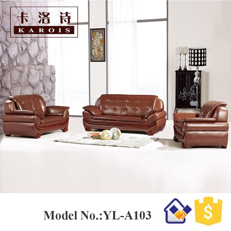 Design Furniture Leather Sofas