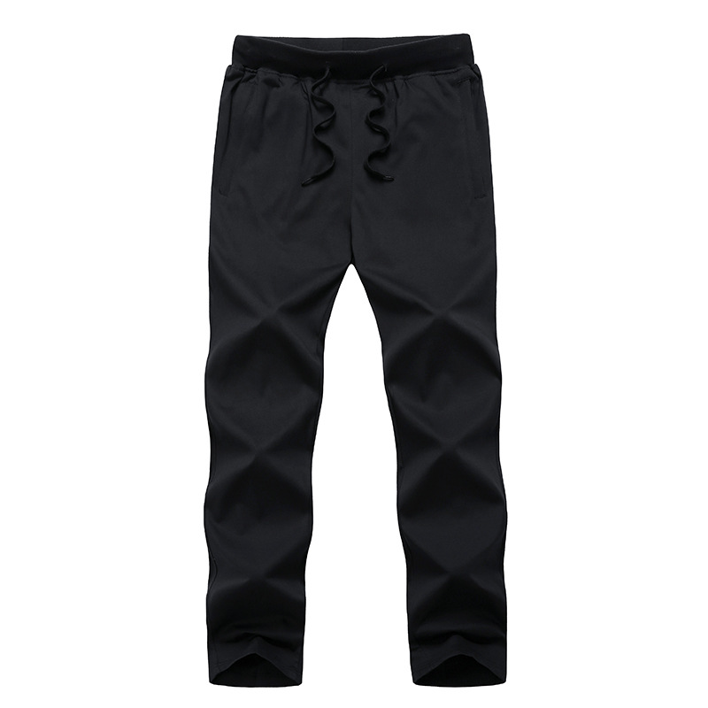 Men Pants 2018 New Men's Pants Casual Mens Pant Outdoors High Quality Long Trousers  Solid Pants Plus Size 7XL,8XL,9XL