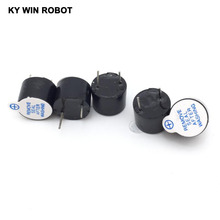 [ electronic diy kit ] 5V active buzzer Electromagnetic (SOT plastic tube length acoustic )(5 pieces)(China)