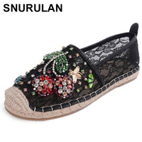 917b067e6a6 Buy Womens Loafers Round Toe Leopard Print Ankle Flat Casual Lace Up ...