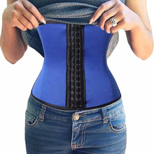 Neoprene Waist Trainer Hot Body Shaper Underbust Control Corset Workout Tummy Waist Cincher Slimmer Shaper Thermo Waist Trainer