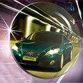 1.56 índice de prescrição lentes polarizadas lentes cor amarela para dirigir à noite uso do carro Anti reflexo Anti radiação proteção para os olhos