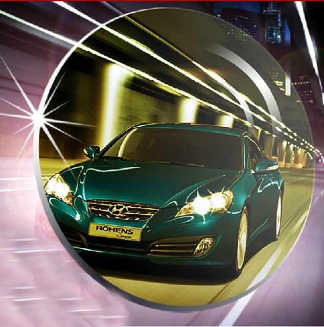 1.56 индекс рецепту поляризованные линзы желтый цвет линзы для ночного вождения назначения автомобилей блик анти-излучения глаз-предохранение