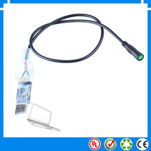 USB Кабель для программирования для Bafang BBS01 BBS02 BBSHD Середина привода центра электродвигателя велосипеда
