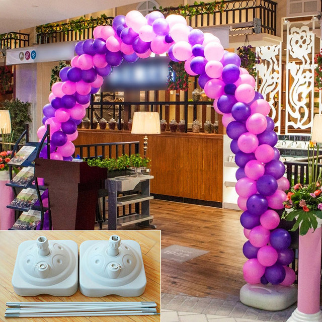 Wedding decoration stores near me choice image wedding decoration wedding decoration portable frame latex balloon arch stand base wedding decoration portable frame latex balloon arch junglespirit Gallery