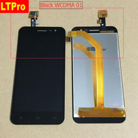 IN Stock New Black Original Outer Glass Touch Screen Digitizer For JIAYU G2F Capacitive Sensor Touchpad