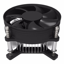 X3 Top Quality PC CPU Cooling Fan 12V Computer Case Cooler Easy Install Super Quiet Cooler For INTEL LGA775