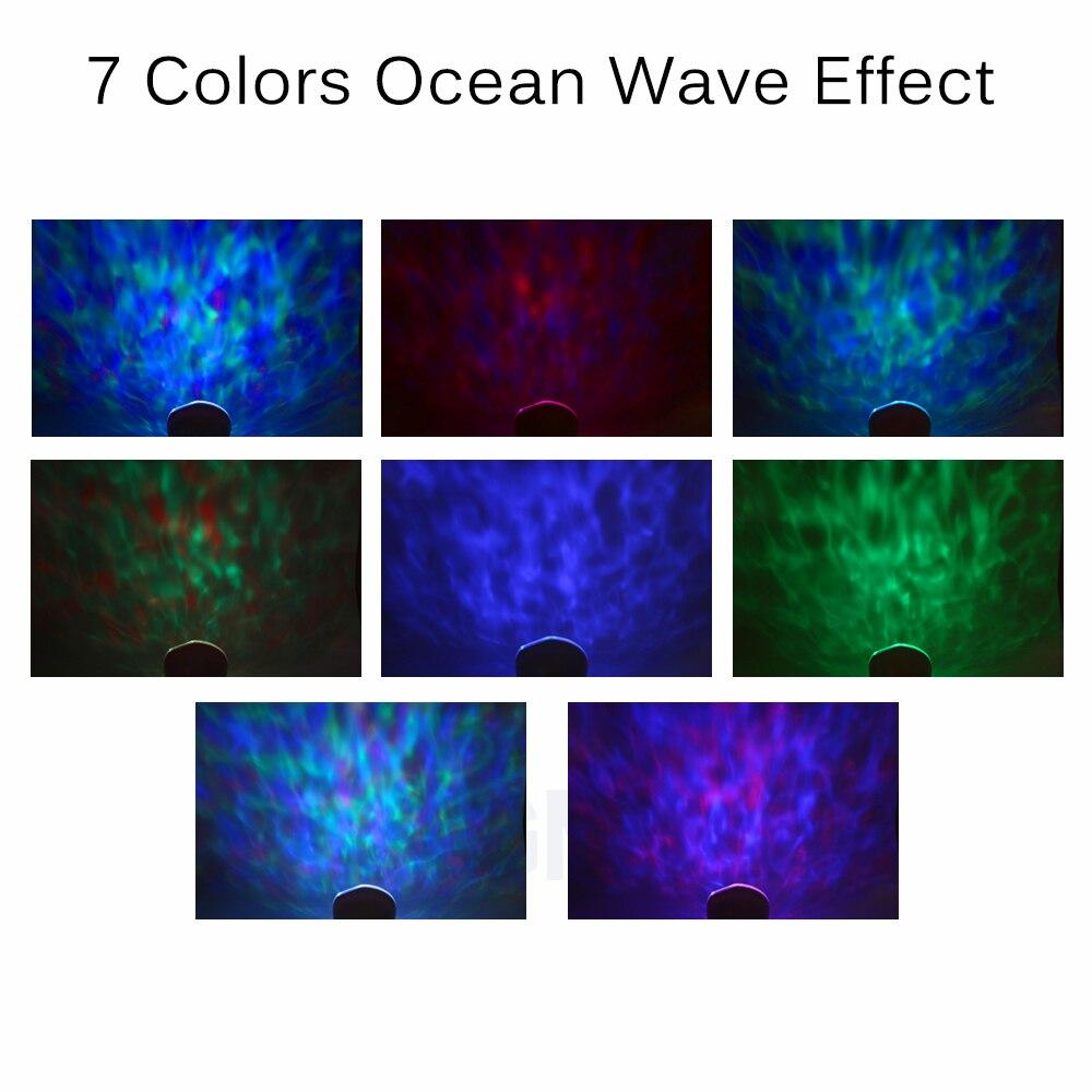 Ozean Welle Projektor für VIP