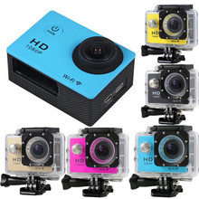 T2 Mini 1080P Full HD DV Bicycle Bike Camping Hiking Sports Recorder Car Waterproof Action Camera Camcorder 170 Wide Angle Lens
